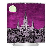 Fat Tuesday Eve Shower Curtain