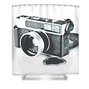 Favorite Camera Shower Curtain