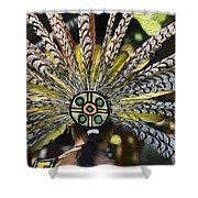 Feather Crown Shower Curtain