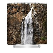 Feather Falls Shower Curtain