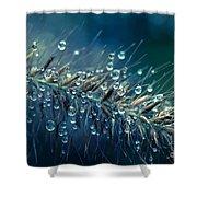 Feather Grass Dance  Shower Curtain