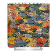 Feathered Cape Shower Curtain
