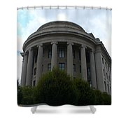 Federal Trade Commission Shower Curtain