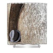 Fedora Shower Curtain