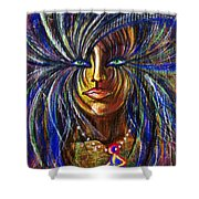 Femme Energy Shower Curtain