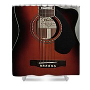 Fender Shower Curtain