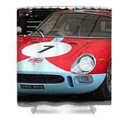 Ferarri 250 Le Mans Shower Curtain