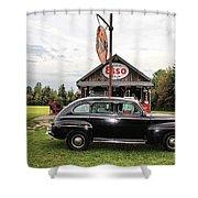 Ferland's_1143 Shower Curtain