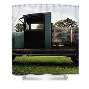 Ferland's_1167 Shower Curtain