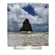 Fernando De Norronha Island Brazil 7 Shower Curtain
