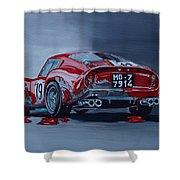 Ferrari 250gto Shower Curtain
