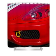 Ferrari 360 Shower Curtain