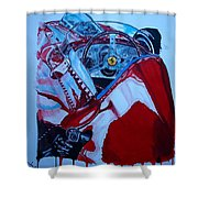 Ferrari D246 Shower Curtain