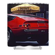 Ferrari Shower Curtain