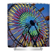 Ferris Wheel, Kentucky State Fair Shower Curtain