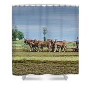 Fertilizing Shower Curtain
