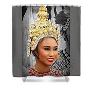 Festival Queen Shower Curtain