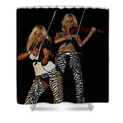 Fiddlers Shower Curtain