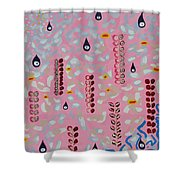 Field Of Souls IIi Shower Curtain
