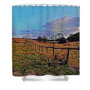 Field Of The Cotswold Shower Curtain