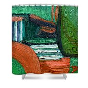 Fields Afar Shower Curtain