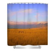 Fields Of Grain Shower Curtain