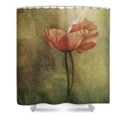 Fields Of Love Shower Curtain