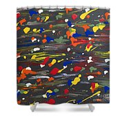 Fifth Element Of Life Shower Curtain