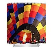 Fill 'er Up - 7248 Shower Curtain