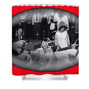 Film Homage Robert Duvall The Apostle 1997 Holy Rollers Tucson Arizona 1970-2008 Shower Curtain