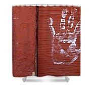 Film Noir Cyril Endfield Lloyd Bridges Try And Get Me 1950 Wall Picacho Arizona 2004 Shower Curtain