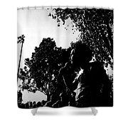 Film Noir Jerry Rubin Lawrence Tierney Elisha Cook Jr Rko Born To Kill 1947 Tucson Arizona 1970 Shower Curtain