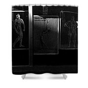 Film Noir Richard Widmark Night And The City 1950 2 Johnny Gibson Health And Gym Equipment Tucson Az Shower Curtain