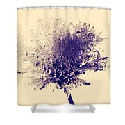 Final Embrace Shower Curtain