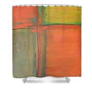 Finding My Path Shower Curtain
