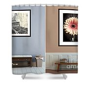 Fine Art Photography In The Home Shower Curtain
