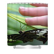 Fingers And Feet Shower Curtain
