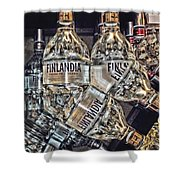 Finlandia Shower Curtain