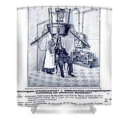Finsen Apparatus, C1905 Shower Curtain
