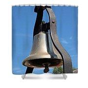 Fire Engine Bell Shower Curtain