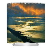 Fire Island Shower Curtain
