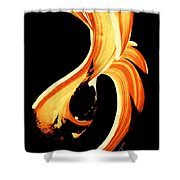 Fire Water 260 By Sharon Cummings Shower Curtain