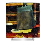Fireman - Fireman's Boots Shower Curtain
