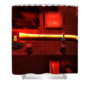 Firemen Ax Shower Curtain