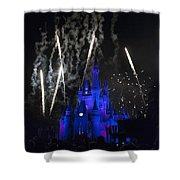 Fireworks-0703 Shower Curtain
