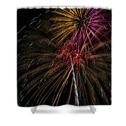 Fireworks 070414.213 Shower Curtain