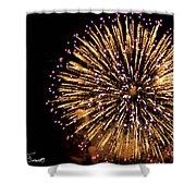 Fireworks 2014  10 Shower Curtain