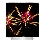 Fireworks 2014  12 Shower Curtain