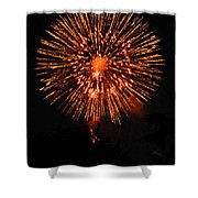 Fireworks 2014  13 Shower Curtain