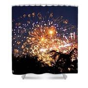 Fireworks 2014  7 Shower Curtain